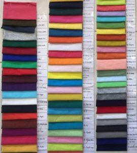 Chất liệu vải Cotton
