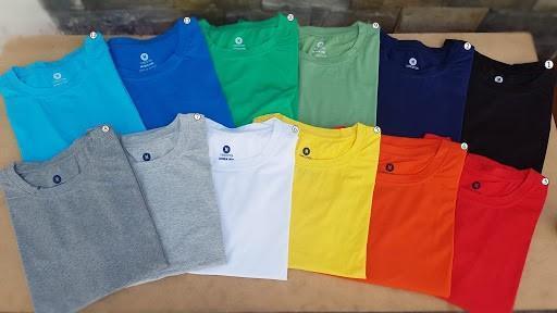 In lụa áo thun có thể in được trên nhiều loại vải khác nhau