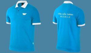 In lụa hình ảnh, slogan, chữ,..lên áo đồng phục cho các doanh nghiệp, trường lớp, hội nhóm
