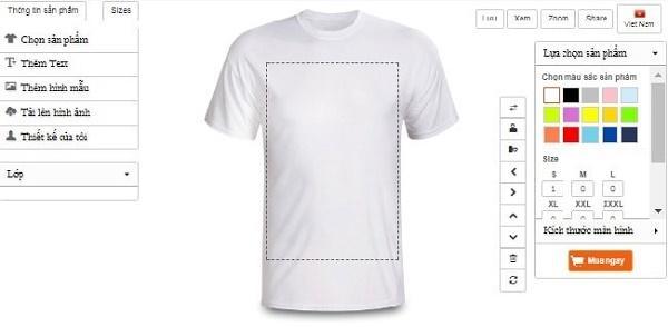 Thiết kế sẵn mẫu áo đồng phục muốn may để không tốn nhiều thời gian và đánh giá được hình ảnh của sản phẩm đầu ra